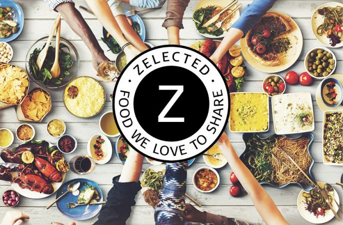 FOOD WE LOVE TO SHARE